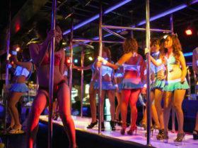 泰国特色的红灯区性产业一览