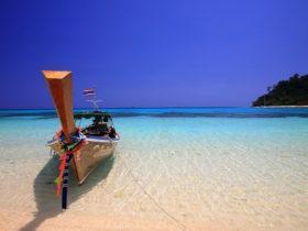 户外爱好者的天堂-泰国甲米Krabi